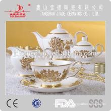 Exportación china porcelana esmaltado esmalte porcelana cerámica