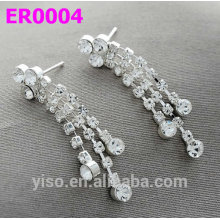 fashion jewelry crystal earrings