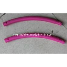 Molde de peça de plástico OEM Hula Hoop, produtor de molde