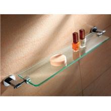 Estante de cristal de la serie de accesorios para baño (PJ17)
