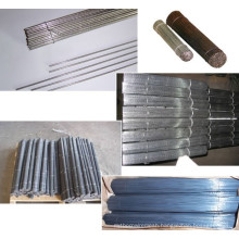 Polished and Bright Durable Galvanized Cut Iron Wire