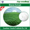 Natürliche Süßstoffe Stevia Pflanzenextrakt Rebaudioside a