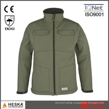 Low Price Mens Active Softshell Jacket