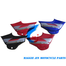 Cubierta lateral para piezas de motocicleta Boxer CT100