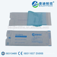 bolsa desinfectada para uso de herramientas de uñas