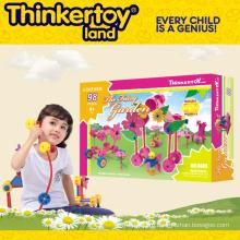 Пластмассовая развивающая игрушка DIY для детей