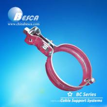 Encaixes de tubulação, cabos e conjuntos de cabos