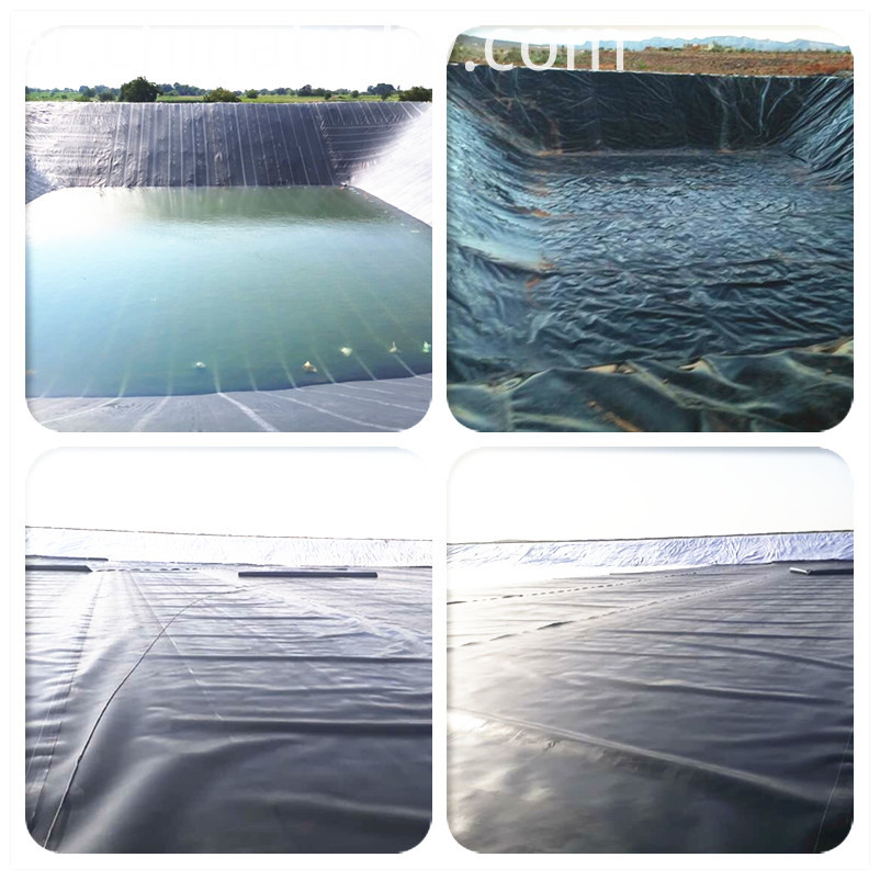 Buy 0.5mm HDPE Fish Pond Liner