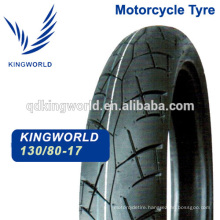 130/80-17 tubeless rubber tire