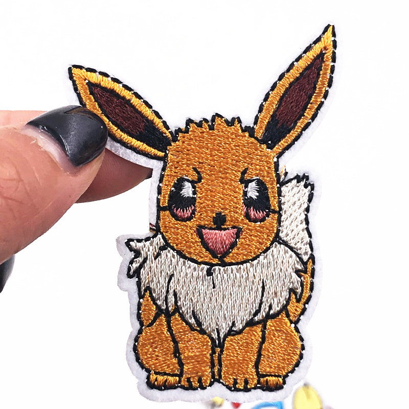 Mix Custom Embroidery Patch
