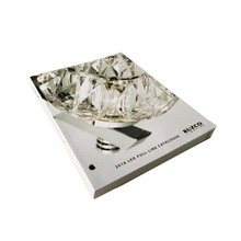 High Quality Custom Softcover Book Printing