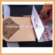Hot Sell Chinese Birthday Card para diferentes séries