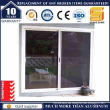 Vidrio reflectante de aluminio Ventana corredera