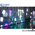 Full Color LED Transparent Display Screen Video Playing