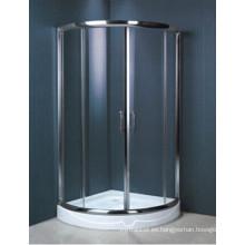 6mm, 8mm, 10mm de vidrio templado ducha recinto (H004)