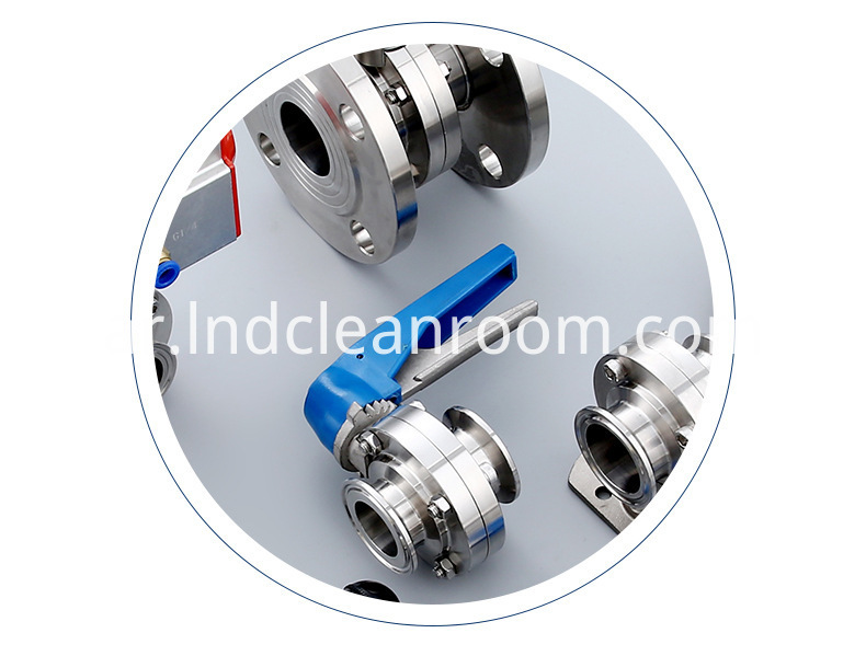316L High Purity Water System Valve
