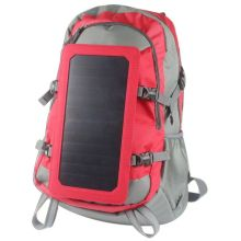 6.6W Solar Mobile Charger Bag Mochila Sunpower Cells con certificación TUV