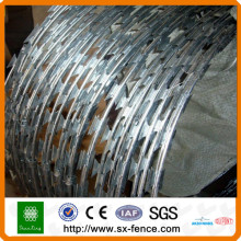 cheap barbed wire, razor barbed wire, weight of barbed wire per meter length