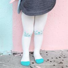 Calcetines de algodón de los niños de Hello Kitty / Pantyhose