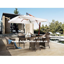 PE Rattan Wicker Outdoor Möbel Bp-3017c