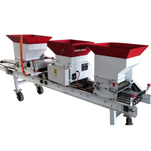 Máquina de bandeja para mudas de arroz barata