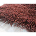 Encryption Ordinary Color Silk Carpet