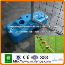 PVC revestido temp tempestade soldada (ISO9001 fabricante)