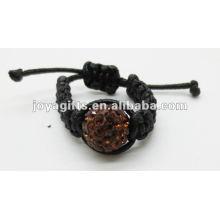 2013 модные тканые кольца шамбалы оптом