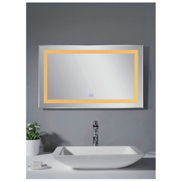 Espejo rectangular de baño LED MC16
