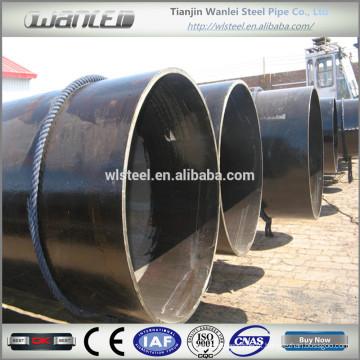 Tubo de aço de 36 polegadas