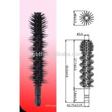 Venta al por mayor de alta calidad de fibra tipo cepillo de silicona rimel