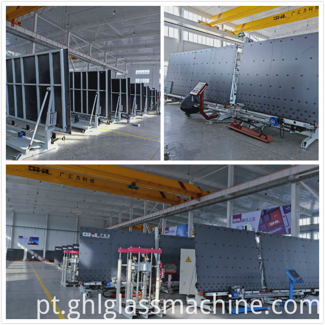 Ce Certification Insulating Glass Production Line