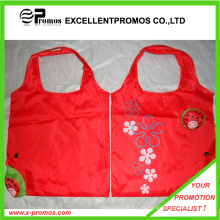 Дешевые пользовательские складные сумки полиэфирной печати (EP-B9026)