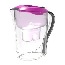 Jarro de filtro de água e jarro purificador sem BPA