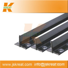 Elevator Parts Guiding System T75-3/B Machined Guide Rail