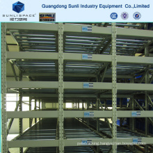 Heavy Duty Roller Shelf Carton Flow Rack with CE