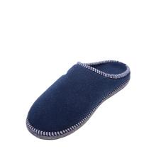 Top Quality And Good Price Comfort Fleece Flat Heel Mens Slippers Casual Sandals