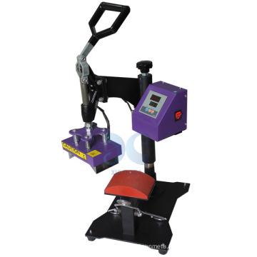 Meilleur vendre Swing Away Cap thermique transfert Machine CP815B