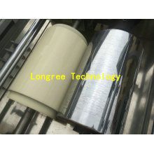 Nueva impresora de alta definición brillante de las bandas de borde del PVC del grano de madera