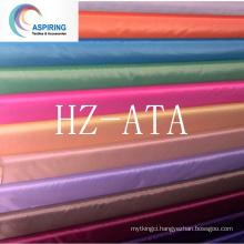 Cheap 170t 190t 210t Lining Taffeta Fabric