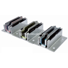 Lift Sliding Guide Shoes Dengan Insert Berwarna