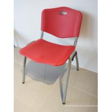 Bequeme Kunststoff-Personal-Besucher-Stuhl für Büro