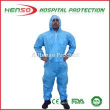 Roupa de proteção não tecida de Henso