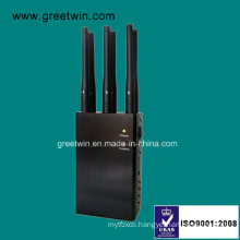 Wimax Jammer/Cell Phone Portable Jammer/Handheld Jammers (GW-JN6)