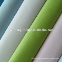 Tecido misturado para camisa - alta qualidade do VIETNAM
