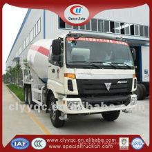Foton Auman camião betoneira, camião betoneira, Euro3 foton veículos