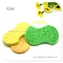 Spezielles Design kosmetische Zelluloseschwamm Zelluloseschwamm Reinigung