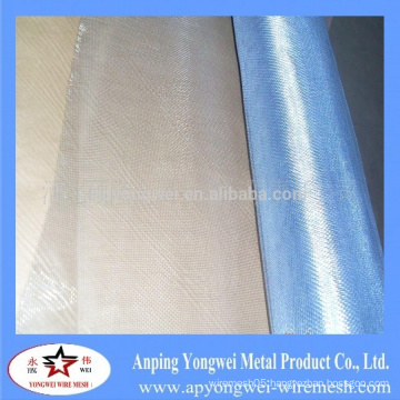 Export blue iron mosquito screens (ISO Anping YongWei Factory )