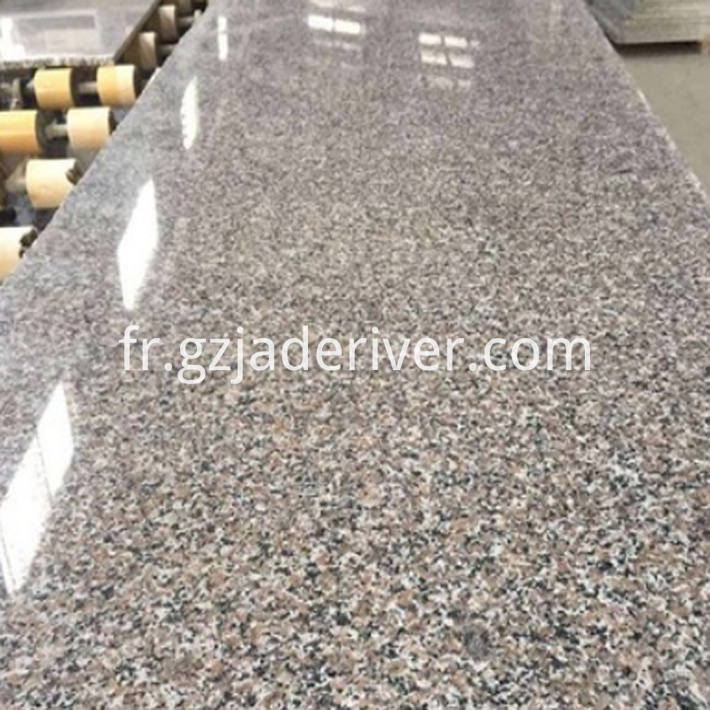 Weathering of Granite