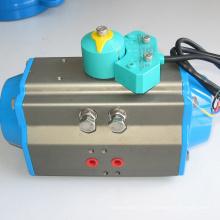 POV fait bon marché boîte de commutateur de relais de soupape pour la vanne à bille pneumatique